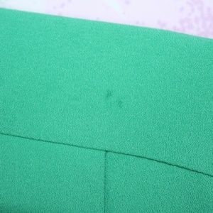 torrid Jackets & Coats - New Torrid Jelly Bean Stretch Crepe Ruched Blazer